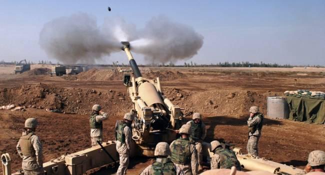 «Российская» ракета взорвалась в воздухе: США артиллерией успешно ликвидировали цель в небе