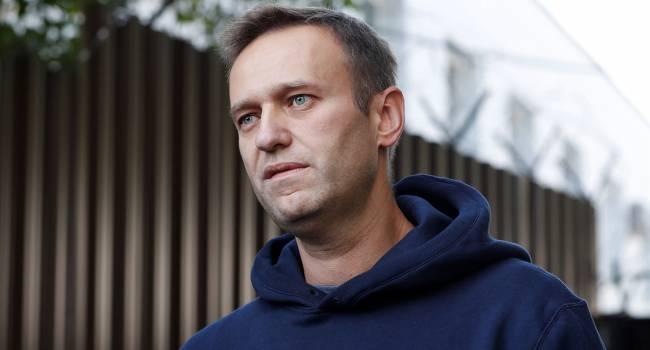 Стало известно о состоянии здоровья Навального