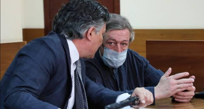 «Если докажет мошеннические действия Пашаева»: адвокат объяснила, как Ефремов получит условный срок