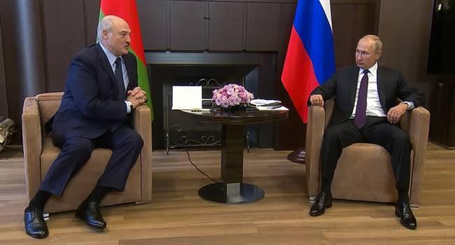 Яценюк: Лукашенко сегодня является марионеткой в руках Путина, поэтому Украине следует занять четкую позицию в отношении Беларуси