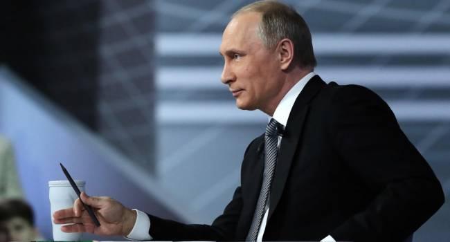 Портников: Путину дали понять - пока в его руках кран Газпрома, он может делать все, что вздумается, как в России, так и за ее пределами