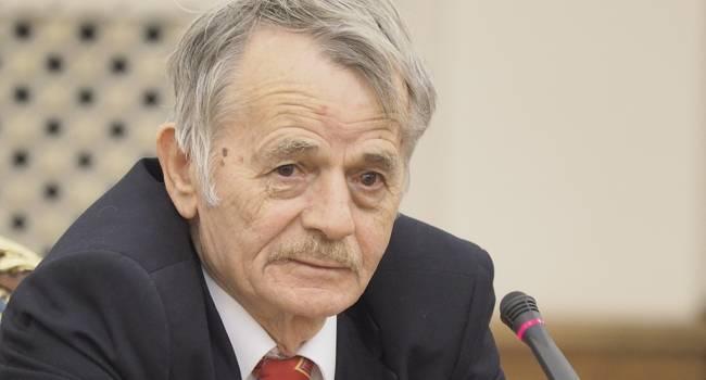Волошина: нужно заставить власти номинировать Мустафу Джемилева на лауреата Нобелевской премии мира