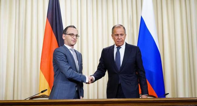 «Испугался возможных обвинений»: немецкий политолог объяснил неожиданный отказ Лаврова от визита в Германию
