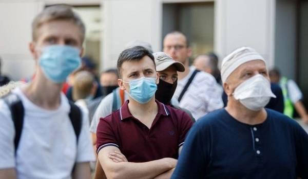 Три региона в Украине стали эпицентрами коронавируса