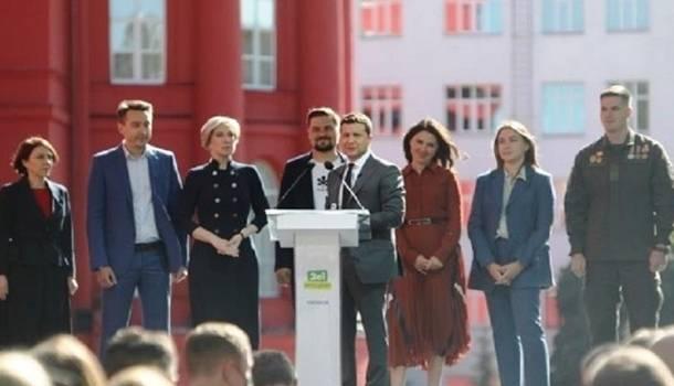 Зеленский официально представил Верещук в качестве кандидата на должность мэра Киева