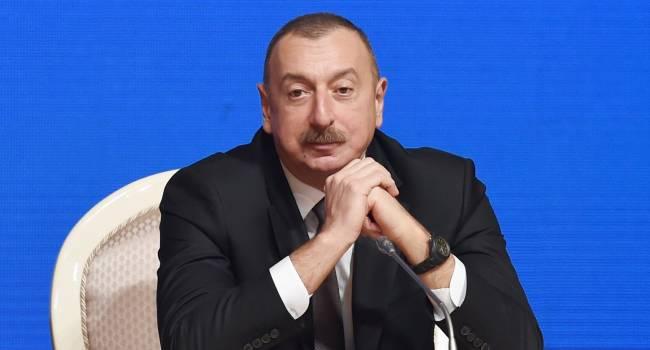 «Будет большая война»: Алиев заявил о подготовке Армении к масштабным боевым действиям