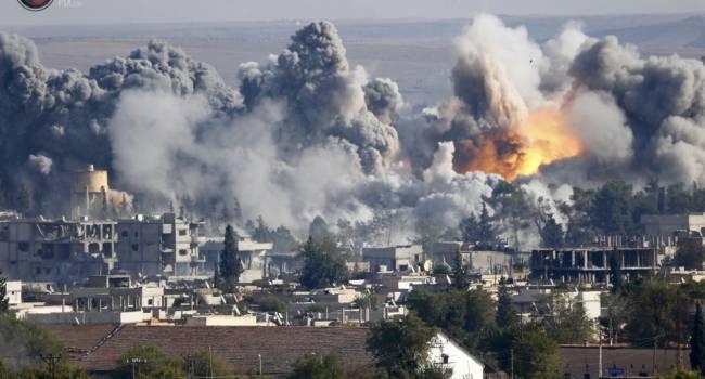 «Ад в Сирии»: Россия нанесла мощнейшие за полгода авиаудары по Идлибу