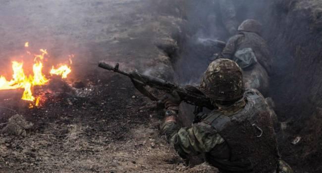 Энрике Менендес: перемирие показало, что война на Донбассе управляема