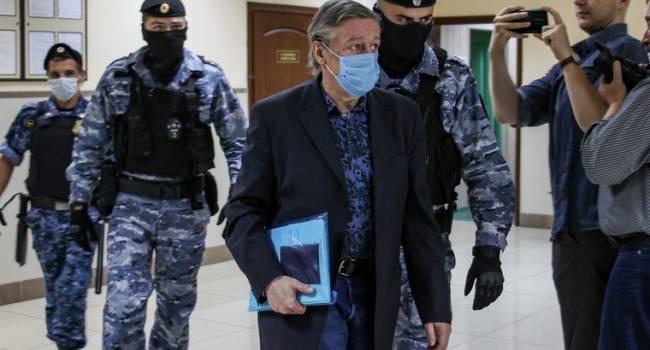«Он даже успокоился»: Пашаев рассказал, какого приговора ждал Ефремов