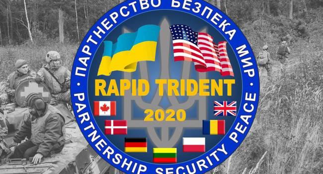 «Важный шаг, который необходим Украине»: Эксперт прокомментировал учения Rapid Trident-2020 с участием военнослужащих из стран НАТО