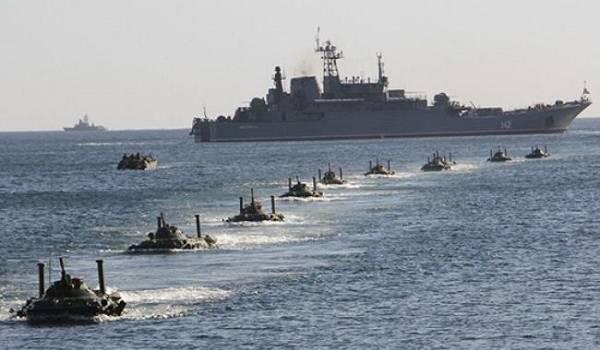 Разведка: войска Путина заблокировали морские подходы к Крыму