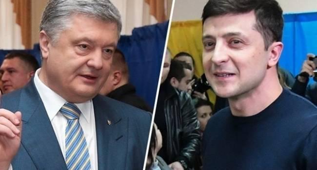 Политолог: Зеленский продолжает терять с каждым факапом, Порошенко продолжает наращивать