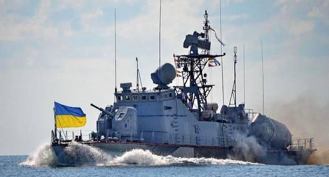 «Объединенные усилия - 2020»: Корабли ВМС ВСУ успешно выполнили первые задачи на учениях