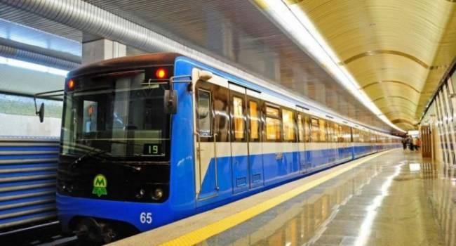В киевском метро обнаружили неизвестные науке бактерии