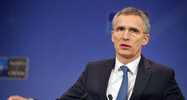 НАТО требует мощного ответа на инцидент с Навальным