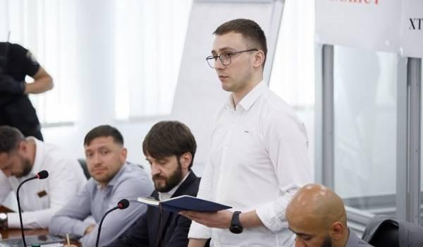 Активист Стерненко заявил, что срок его домашнего ареста завершился