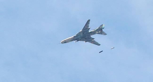 Израиль сбил российский Су-22, погиб полковник ВВС Сирии
