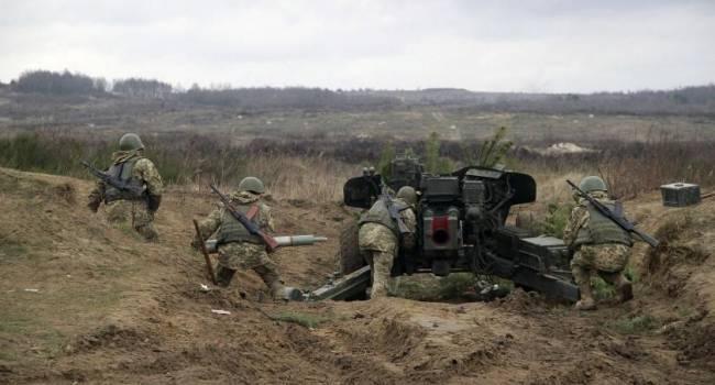 Элита войск Великобритании и Украины провели тренировку совместного отражения атаки агрессора