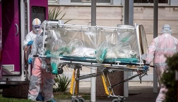 Украинские врачи показали фото легких, пораженных коронавирусной инфекцией