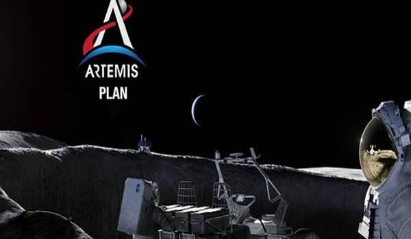 В 2024 году NASA планирует высадку на Луну первой женщины