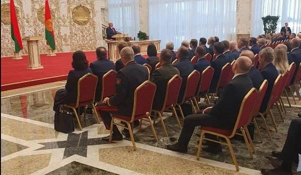 СМИ: в Минске состоялась тайная церемония инаугурации Лукашенко