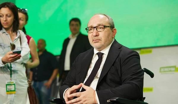 Заболевшего коронавирусом Кернеса выдвинули на должность мэра Харькова