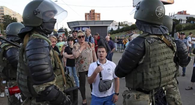 Белозерская: надеюсь, после тайной инаугурации Лукашенко силовики будут зверствовать еще больше