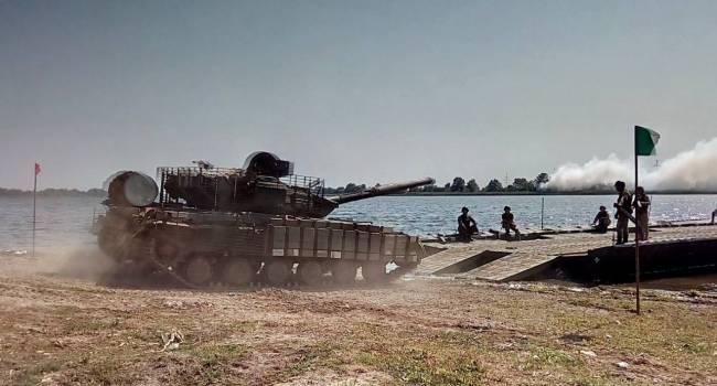 Десант Великобритании и ВСУ начинают форсирование Днепра