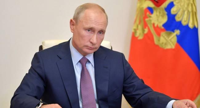 Политолог: Если обложить Путина красными флажками, то он окажется в роли того терр*риста, которого сам 20 лет назад обещал «замочить в сортире»