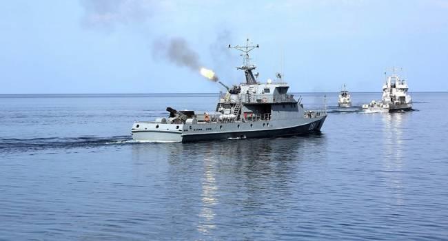«Новая военно-морская база Украины»: В Бердянск перебросили бронированные артиллерийские катера