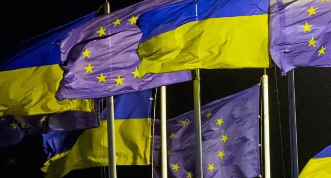 «Мы продолжаем помогать»: европейский дипломат заявил, что Украина очень далека от вступления в ЕС