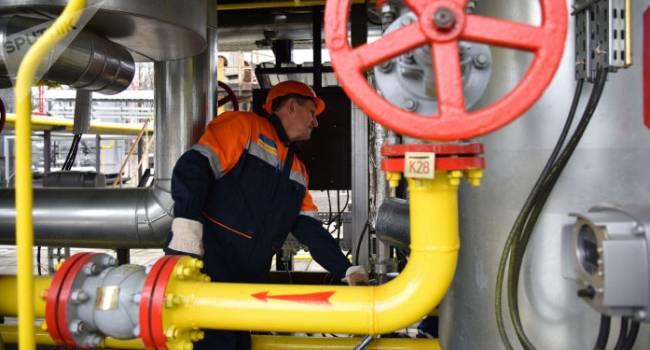 Украина договорилась о реверсе газа со Словакией