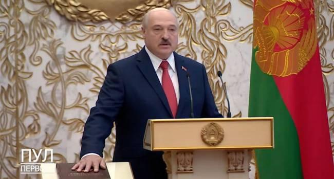 «Инаугурация» Лукашенко не означает признание его легитимным президентом Беларуси - Кулеба