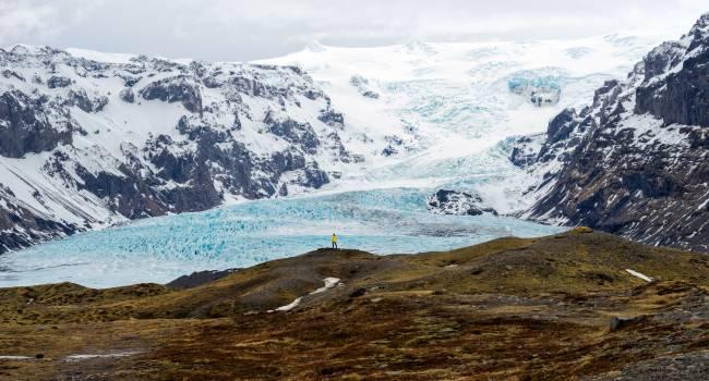 «Остаётся только гадать, что там ещё можно найти»: ученые обнаружили неожиданную находку на месте растаявшего ледника в Исландии