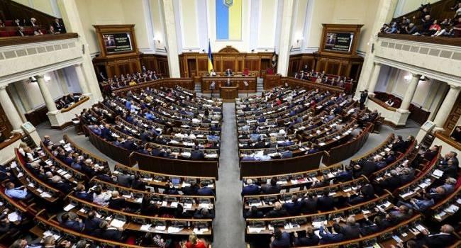 Комитет Рады рекомендует депутатам рассмотреть комиссию по ЧВК «Вагнера»