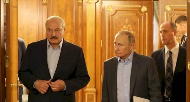 Журналист: «Путин согласится помогать Лукашенко только на определенных условиях»