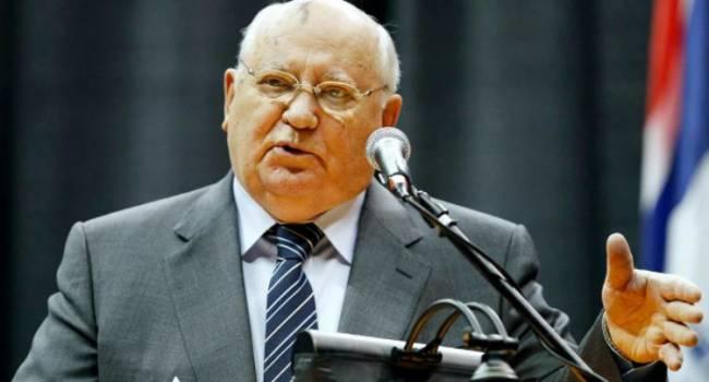 «Белорусы молодцы! Имеют характер»: Горбачёв отреагировал на протесты в Беларуси