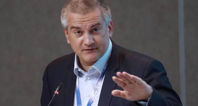«Чиновники не в фаворе»: Аксёнов заявил, что вода в Крыму равномерно распределяется по всем районам