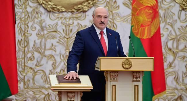 «Представители РФ на мероприятии отсутствовали»: Белорусский юрист считает, что Лукашенко не согласовывал свою тайную инаугурацию с Путиным