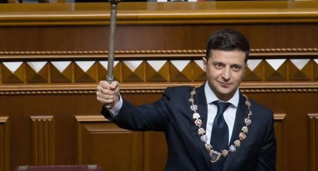 Теперь оппоненты Зеленского будут напоминать президенту, как он распустил парламент 8-го созыва - мнение