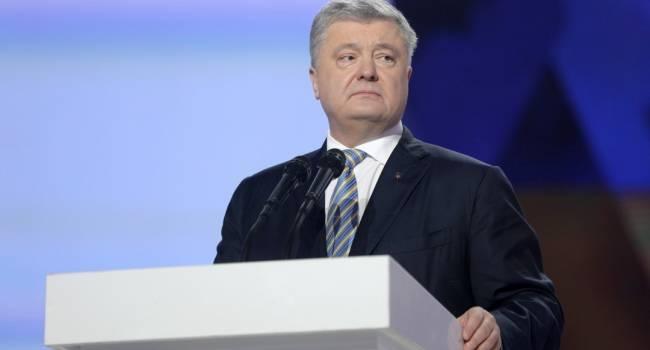 Петр Порошенко сегодня празднует 55-летие