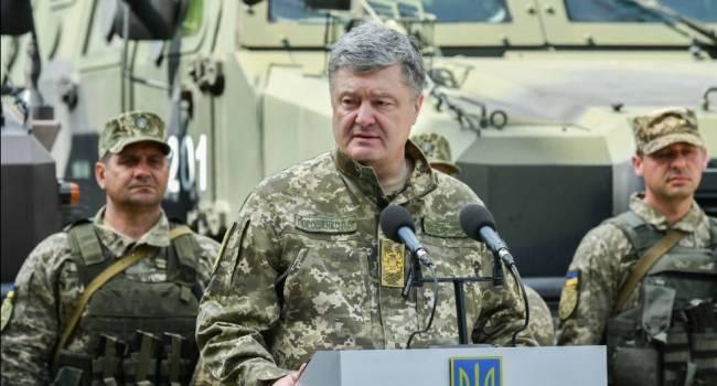 Гай: как сложится судьба – неизвестно, но в историю Украины и мира Порошенко уже вошел, как тот, кто остановил врага и сохранил Украину