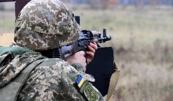 Оккупанты сегодня открыли огонь из гранатометов по бойцам ООС