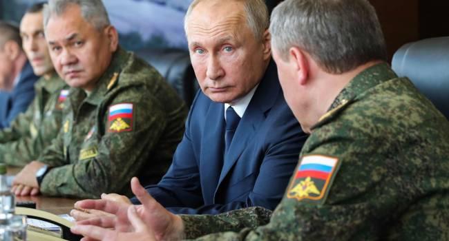 «Танк стреляет по своим, ракета не взлетела, а ведь сегодня туда приехал Путин»: Российские СМИ заговорили об «аномалии» на учениях Кавказ-2020»