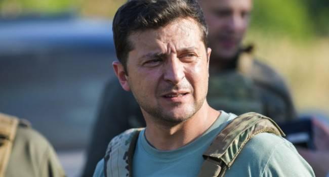 Зеленский поблагодарил украинских военных за выдержку, и напомнил, что режим тишины на Донбассе сохраняется уже 62-й день
