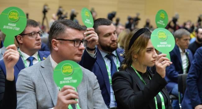 Политолог: уже сейчас из фракции и партии «Слуга народа» готовы выйти еще 10 мажоритарщиков
