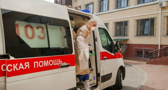 Рост числа инфицированных коронавирусом в Беларуси списали на акции протеста