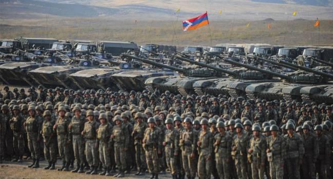 «Ад в Нагорном Карабахе»: Азербайджан пошел в контрнаступление