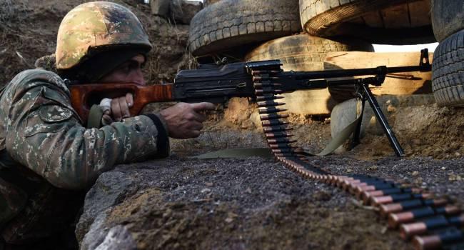 Политолог: в военном конфликте в зоне «Нагорного Карабаха» есть огромный интерес России