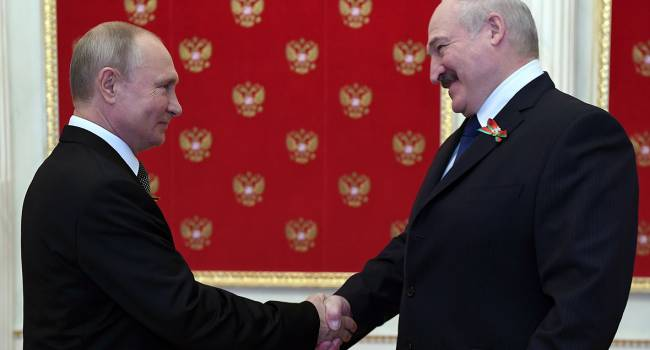 Эйдман: Дорогие белорусы, Путин не только не станет мешать Лукашенко развернуть террор против своего народа, но и будет всячески помогать ему в этом